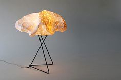 Origami Table Lamp by Mika Barr   moddea