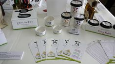 'Gurtrude's' Ice Cream Branding and Packaging. Emma Hyland, 2012