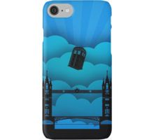 Tardis London Bridge iPhone Case/Skin