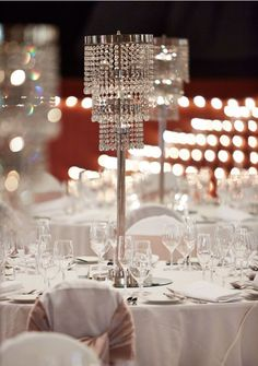 Table Decorations, Weddings, Furniture, Home Decor, Bodas, Decoration Home, Hochzeit, Wedding, Home Furnishings