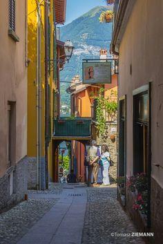 Bellagio Como. Italia.