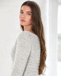 Flutter by Kim Hargreaves Rowan Yarn, Cropped Knit Sweater, Yarn Store, Hand Knitting, Knitwear, Cashmere, Cotton, Ravelry, Fashion