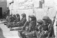 Paracaidistas israelies
