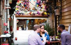 Melbourne is a city that's chockfull of secrets. From 6am boozers to pocket-size espresso bars, our city is home to some weird and wonderful finds that are just waiting for you to stumble across them. While most of us are already well-acquainted with Jungle Boy, the bar behind the fridge in Boston Sub, we're still dying to discover more secret things in Melbourne, whether they're cafes, bars or a bit of both.
