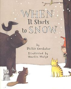 """What if it starts to snow. What do you do? Where do you go?"""" So begins this winter story, as each animal--from a mouse to a bear--tells us what it will do and where it will go when the snow starts to fall. Each takes cover in its own special home, except for one. Can you guess who?"""
