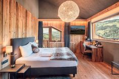 Neues Hideaway in Wagrain: Almmonte Sensum Suites - The Chill Report Infinity Pool, Boutique Hotels, Salzburg, Outdoor Furniture, Outdoor Decor, Europe, Bed, Home Decor, Most Romantic Places