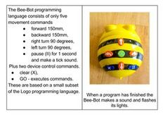 bee bot activities - Google Search