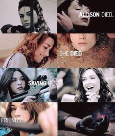 teen wolf, allison argent, and crystal reed image - Chris agent quote Teen Wolf Memes, Teen Wolf Gif, Teen Wolf Quotes, Teen Wolf Funny, Teen Wolf Cast, Teen Wolf Stiles, Aiden Teen Wolf, Teen Wolf Stydia, Teen Wolf Allison Death
