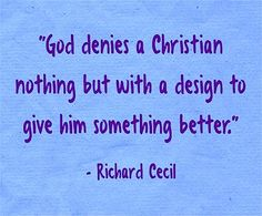 Why does God deny us? Best Christian Quotes, King Jesus, King Of Kings, Me Quotes, Encouragement, God, Dios, Ego Quotes, Allah