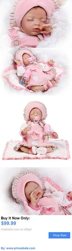 Dolls And Bears: 22 Real Looking Reborn Baby Dolls Soft Vinyl Silicone Lifelike Newborn Doll BUY IT NOW ONLY: $99.99 #priceabateDollsAndBears OR #priceabate