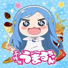 AmiAmi [Character & Hobby Shop] | Himouto! Umaru-chan - MofuMofu Mini Towel: Sylphyn(Released) - Zukki Eyes