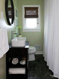Bon Small Bathroom Remodels On A Budget
