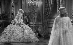 Marie Antoinette meets the young Princess de Lamballe on her wedding night
