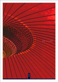 Kyoto Umbrella #009 : Art Photography Poster (Kyoto Nara of The Zen) (Japanese Edition) by kitazawa-office, #Kyoto #Art #Japan