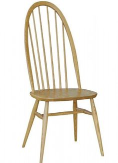 Ercol Quaker chair - our dining chairs, inherited with the house