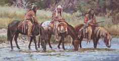Men & Ponies Steven Lang kp