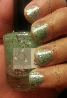 Nerd Lacquer - All of TIme and Space