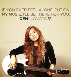 Demi Lovato,I love ya Heaps Demi! This is why I love her! Jonas Brothers, Demi Love, Love Her, Sabrina Carpenter, Miley Cyrus, Shawn Mendes, Taylor Swift, Demi Lovato Quotes, Feeling Alone