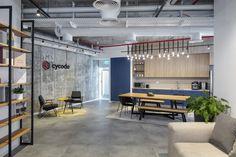 Cycode Office, Tel Aviv - Hardware/Software Development, Technology Interior Design on Love That Design