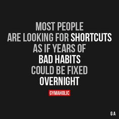 Most People Are Looking For Shortcuts