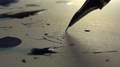 Beautiful calligraphy video may cause pleasure overdrive : Custom Namiki Falcon, Part 2 Calligraphy Video, Calligraphy Tutorial, Calligraphy Letters, Typography Letters, Calligraphy Course, Learn Calligraphy, Beautiful Calligraphy, Modern Calligraphy, Pretty Writing
