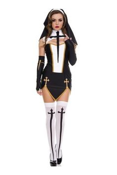 Sexy Apparel Women Halloween Costume 4PC Hot « Clothing Impulse