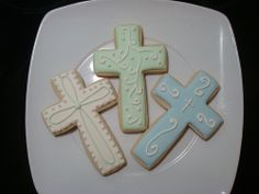1st communion cookies | Flickr - Photo Sharing!