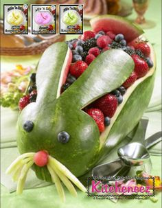 Hop into Spring... www.kitcheneez.biz/janicet Check out our NEW Fruit Dips!