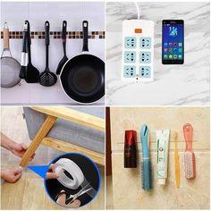 Magic-Grip™ Traceless Self-Adhesive Nano Tape Tapas, Sticky Pads, Gadgets, Deck Lighting, Wire Baskets, Whiteboard, Pen Holders, Solar Lights, Wall Sticker