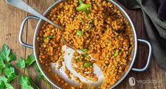 Ricette vegane semplici - Idee sfiziose per pranzi facili e veloci - Vegolosi.it Ethnic Recipes, Food, Essen, Meals, Yemek, Eten