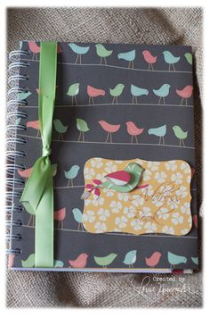 33 best address books images on pinterest address books mini lorries story address book with silhouette cameo bird solutioingenieria Image collections