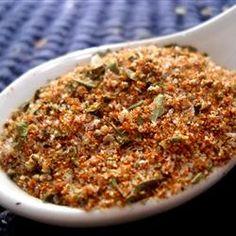 Traci's Adobo Seasoning Recipe- great as a rub on a pork roast in the crockpot Side Dish Recipes, Asian Recipes, Healthy Recipes, Ethnic Recipes, Jamaican Recipes, Filipino Recipes, Diet Recipes, Healthy Snacks, Adobo Seasoning