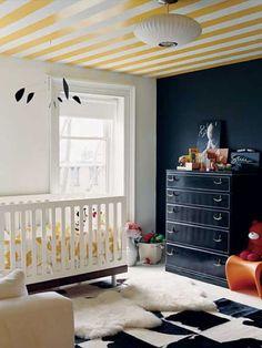 Une chambre d'enfant ultra-moderne