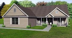 House Plan chp-46588 at COOLhouseplans.com