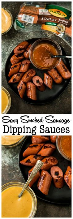 Easy Smoked Sausage