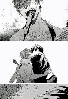 images of this beautiful anime / manga and obviously their ships and . everything # De Todo # amreading # books # wattpad amor boy dark manga mujer fondos de pantalla hot kawaii Otaku Anime, Manga Anime, Pelo Anime, Naruto Anime, Manga Boy, Manhwa, Anime Tumblr, Image Manga, Another Anime
