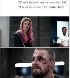 Arrow Tv Shows, Arrow Cw, Dc Tv Shows, Team Arrow, Scandal Quotes, Glee Quotes, Scandal Abc, Arrow Oliver And Felicity, Felicity Smoak