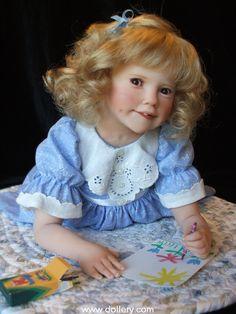 2008 Julie Fischer Dolls