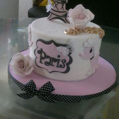 Pastel de mi princesa.