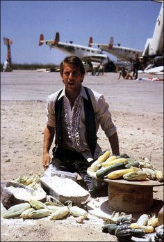"Kevin Costner, still from ""Fandango"" (1985) by Kevin Reynolds"