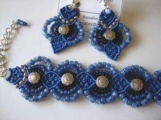 Micro-Macrame Jewelry   Macrame