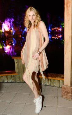 0125e1178e1 Coachella 2016 fashion  Downton s Joanne Froggatt went boho as stars hit  festival