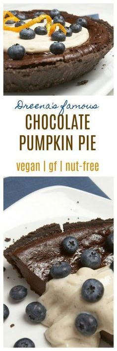 These are two of my most popular recipes for the holidays. Two pies, one savory, one sweet! Shall we start with sweet? But of course. This Chocolate Pumpkin Pie is one of my favorite recipes. And it's also one of yours! I hear from readers all the time about this pie. It's tried and [...]