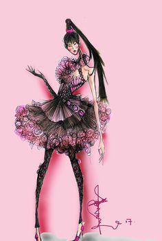 #Shiskochi couture by ~AlexioLex on deviantART