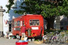 backoffice&more - Bilder - Mobile Kräutertürme von Herbios Recreational Vehicles, Pictures, Camper, Campers, Single Wide