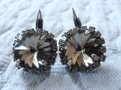 On the hunt for some black diamond (or really any black gem) studs!