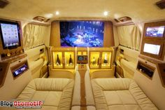 470+ Modifikasi Interior Mobil Alphard HD Terbaru
