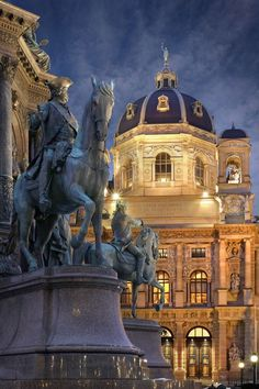 The Museum of Natural History, Vienna, Austria