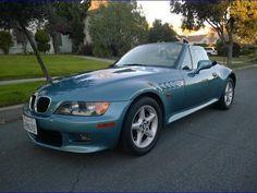 Used 1998 BMW Z3 2.8 Roadster Convertible in Pasadena, CA near 91107 | 4USCJ3321WLC12435 | Auto.com