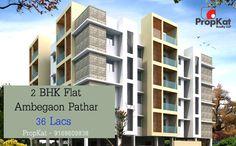 2 BHK Flats  @ Ambegaon  Pathar | 36 Lacs  | #PropKat- 9168609838   #Pune #2BHK #AmbegaonPathar #FlatsInPune #PropertyInPune